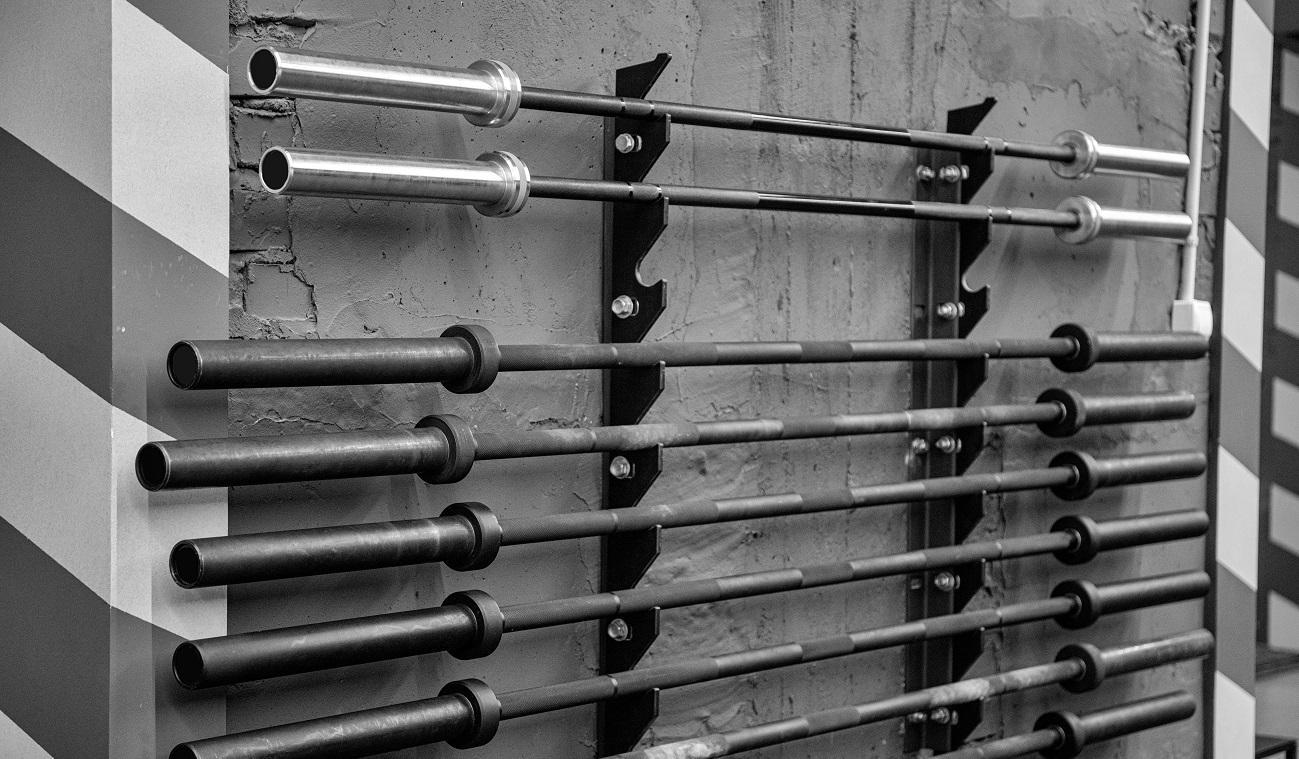 types of deadlift bars